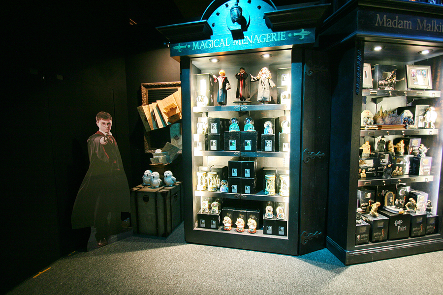 Harry Potter – The Science of Wizardry Exhibition