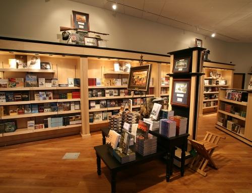 Gettysburg Battlefield Gift Shop