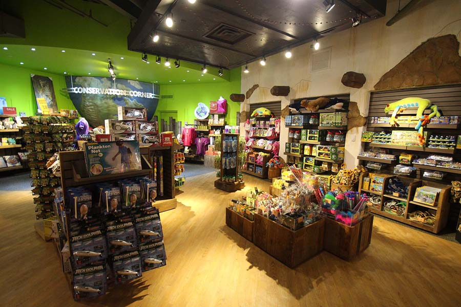 Indianapolis Zoo Gift Shop Gerken Retail Design Company