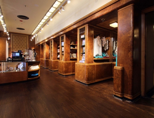 Queen Mary Retail Shops