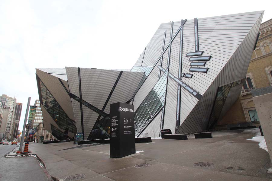 Royal ontario museum toronto gerken retail design for Design consulting toronto