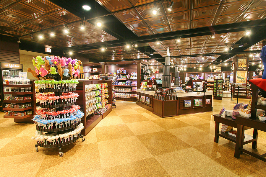 Willis Tower Skydeck Gift Shops